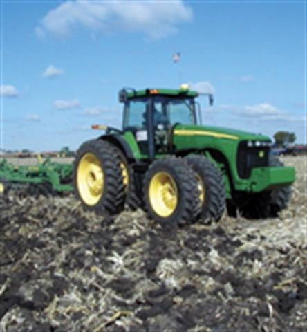 Poised for recovery? Farm tire outlook may be better, but high raw material prices remain an obstacle