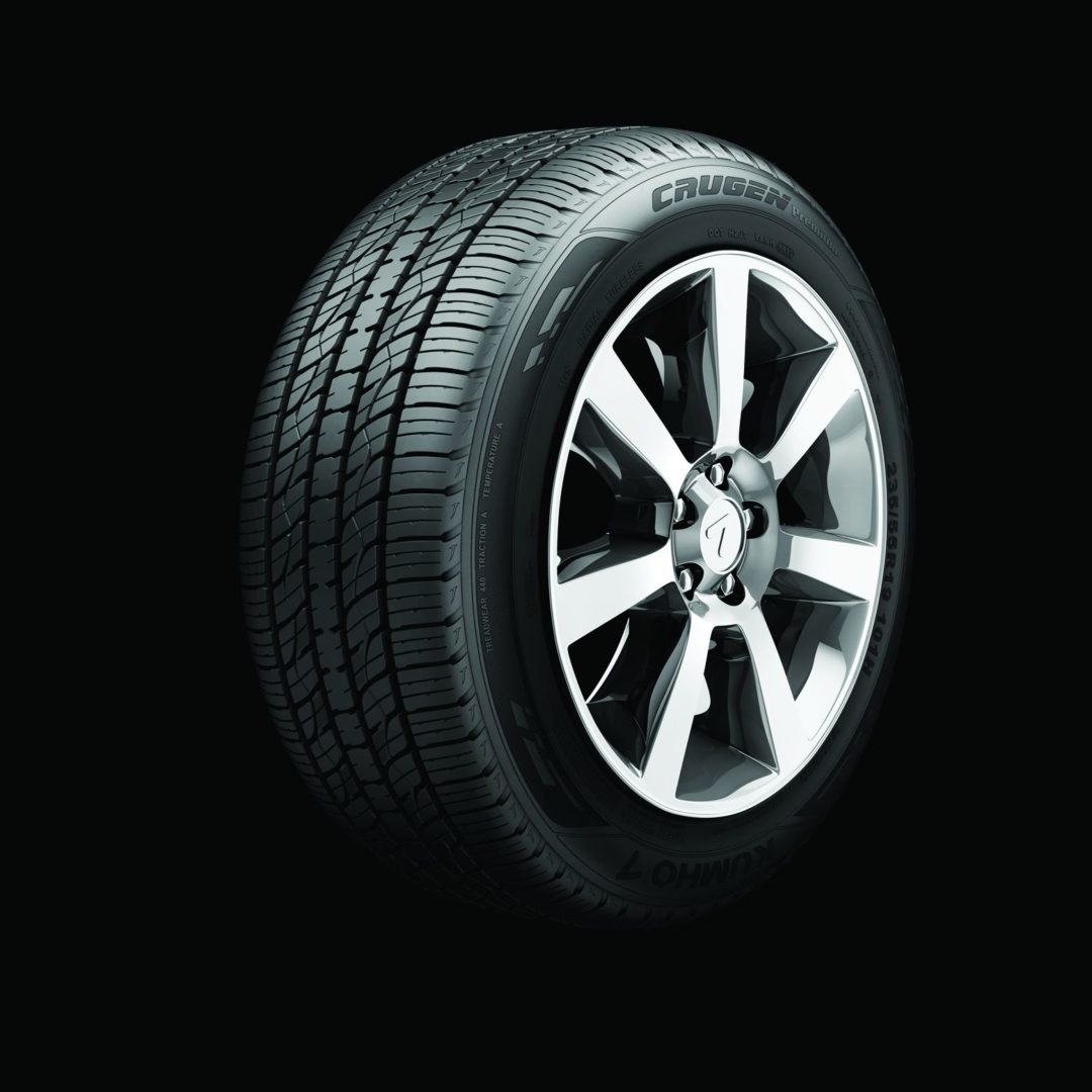 Premium CUV/SUV Tire From Kumho