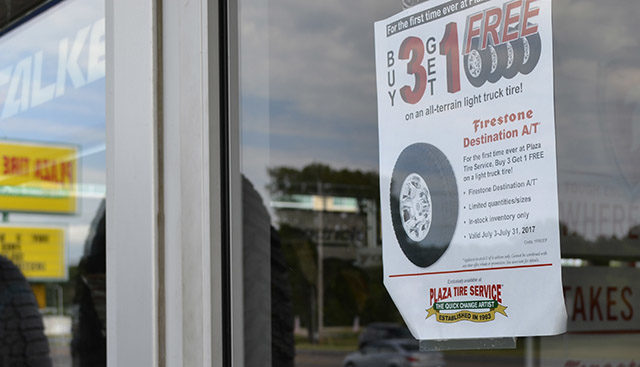 Pricing and Sizing: High-Value-Added Tires and More