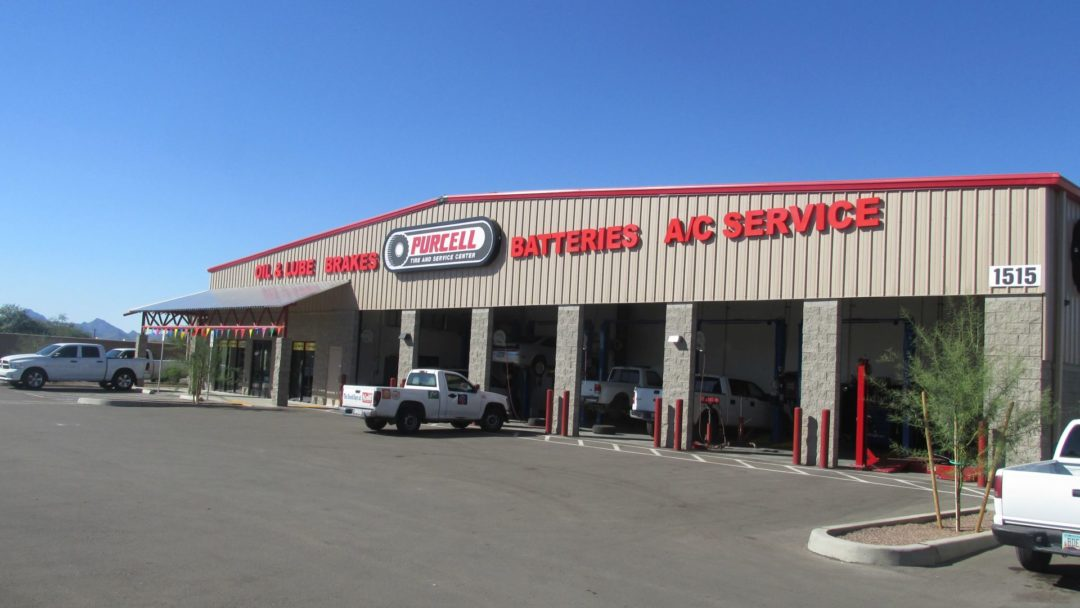 Purcell Tire Buys Phelps Tire to Expand into Washington and Alaska