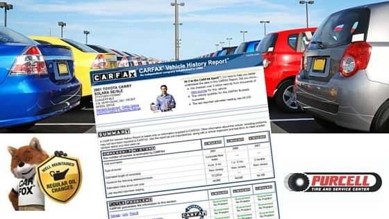 Purcell Tire Partners With Carfax to Offer Service Histories and Alerts
