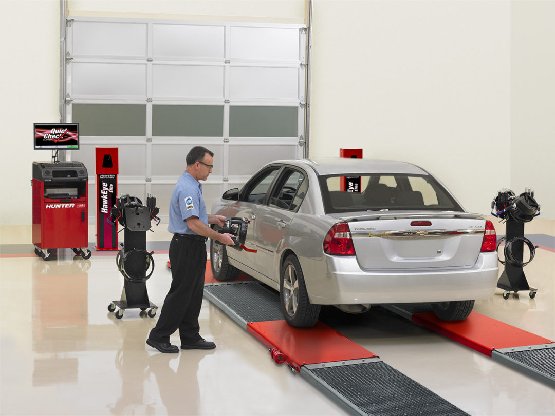 Quick Check Inspection System
