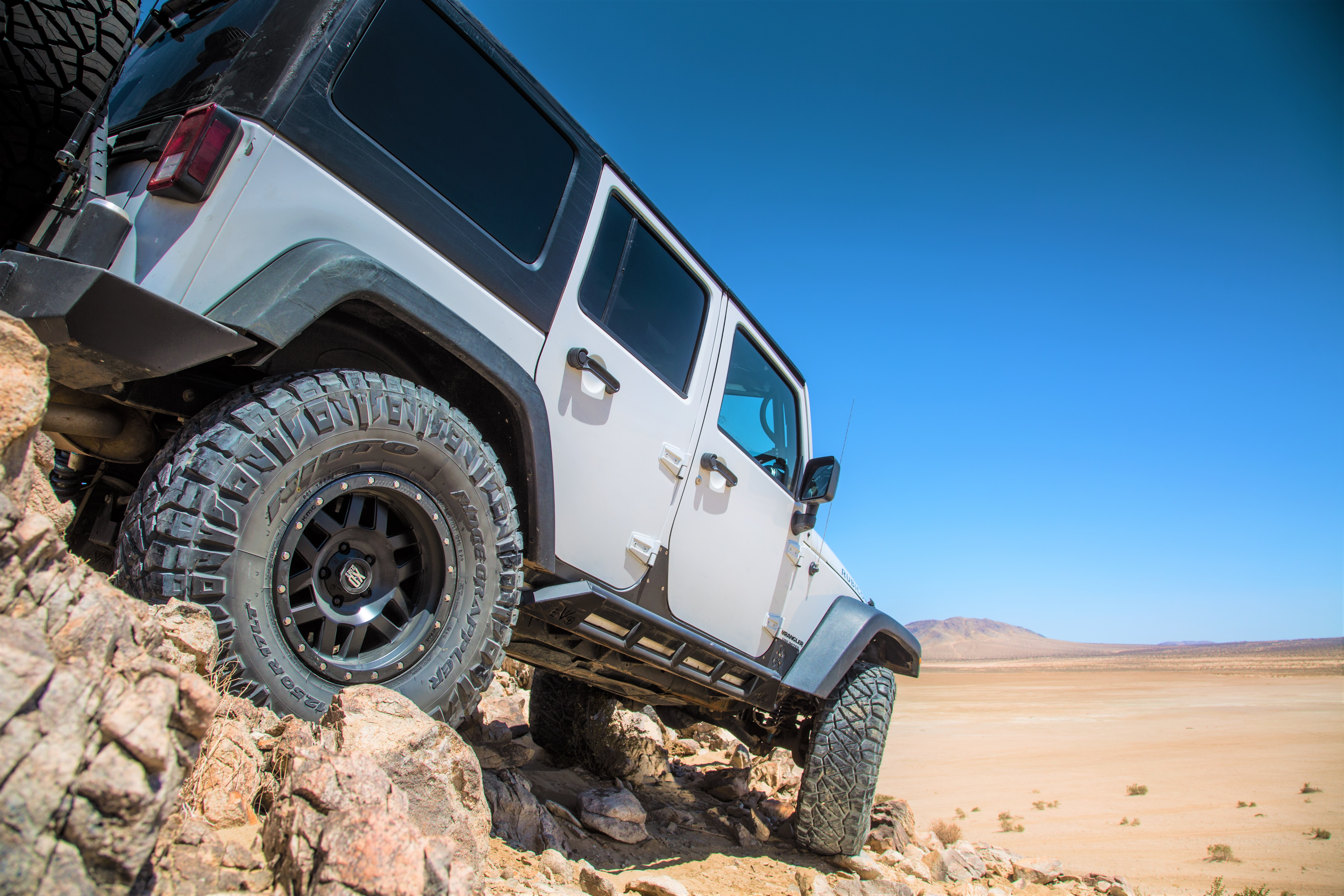 R/T Tires: New Category, Not Marketing Hype