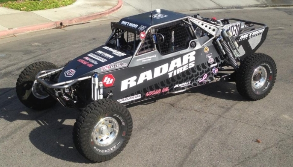 Radar Tires primed for Baja 1000 and Class 10 Championship
