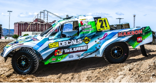 Radar Tires' Reimers fInishes eighth at Duel in the Desert