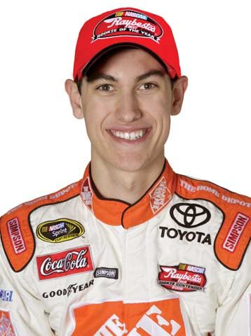 Raybestos and Logano make Sprint Cup Series history