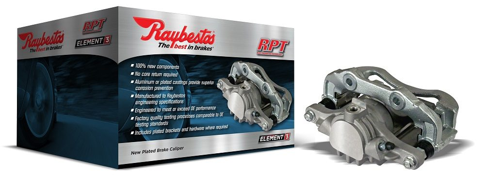 Raybestos Element3 Line Has New Dual Bleeder Calipers