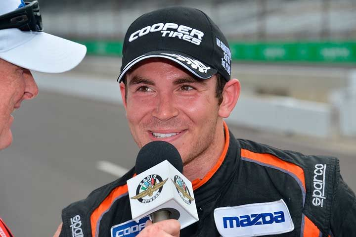Rayhall scores impressive Indy Lights Win at Indianapolis