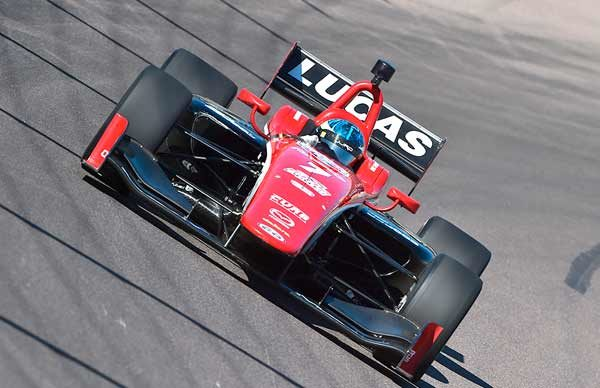 RC Enerson Fastest As Indy Lights Teams Return To Phoenix Oval