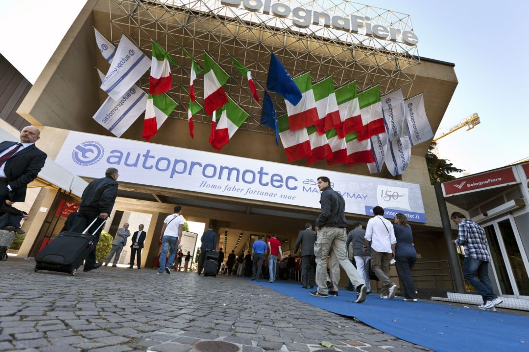 Ready to go: the 25th biennial Autopromotec