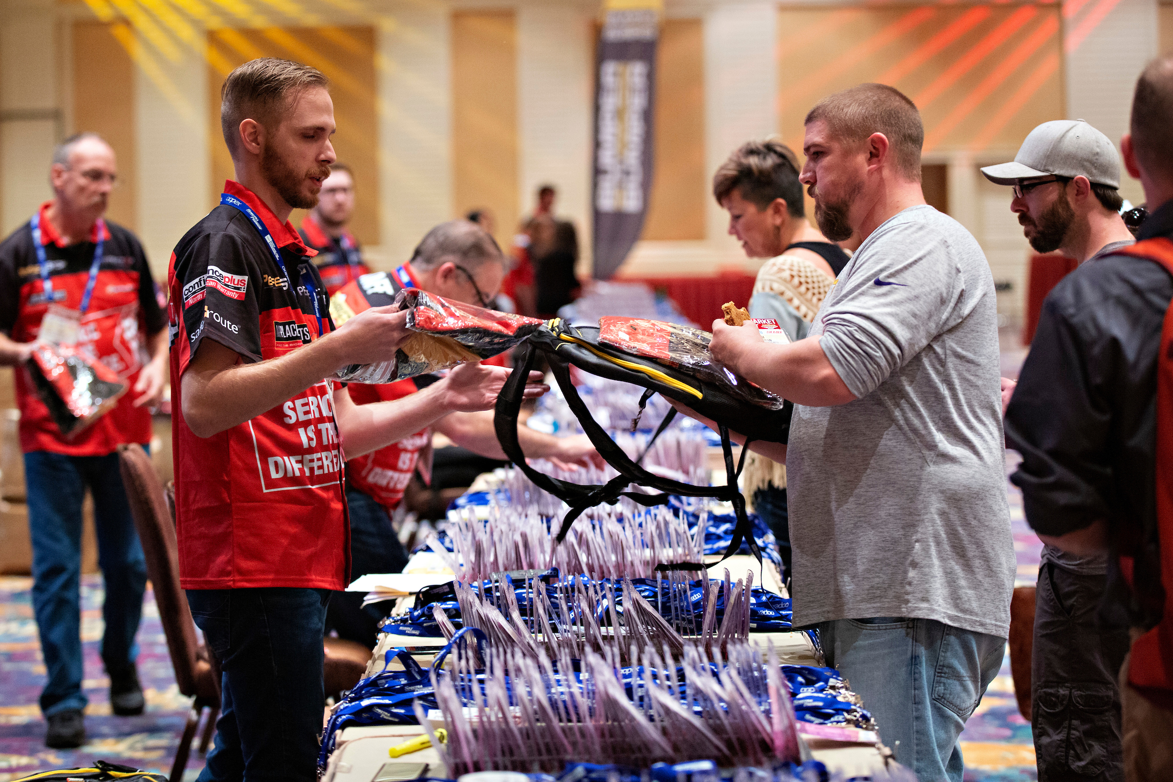 Record Number of Alliance Members Take to the Streets at AAPEX