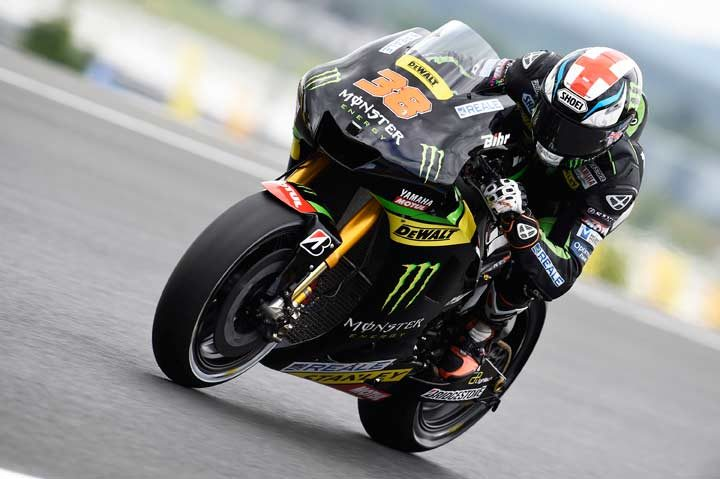 Record pace sees Smith top Friday practice at Le Mans