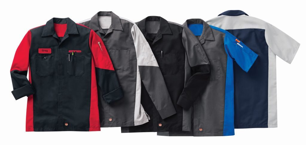 Red Kap Crew Shirt Is Durable and Comfortable