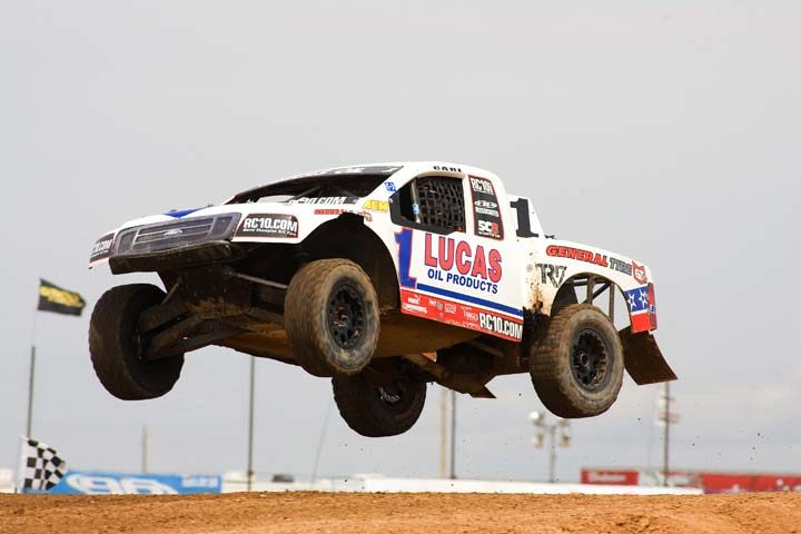 Renezeder takes Unlimited 4 wins at Lucas Oil Off-Road Racing Series