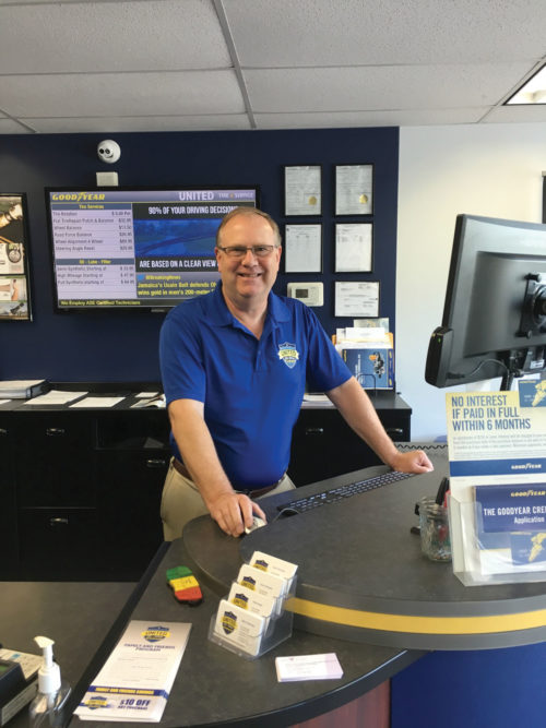 Retail Reality: A Tire Dealer Adjusts to Online Tire Buyers and Sellers