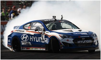 Rhys Millen brings home a podium finish for Hankook