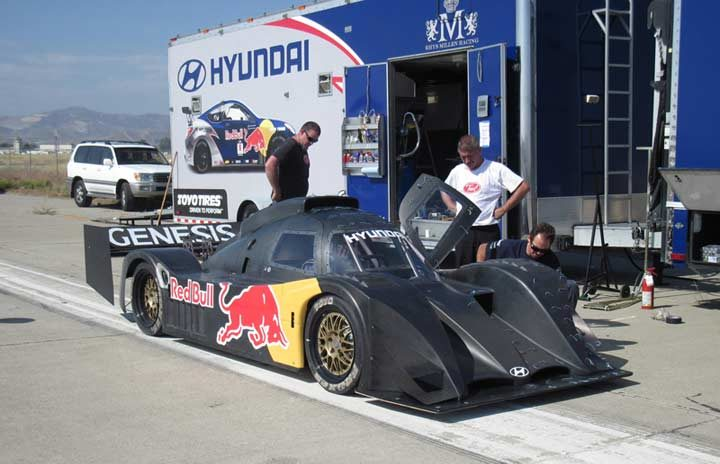 Rhys Millen chooses Toyo Proxes tires for record attempt at Pikes Peak