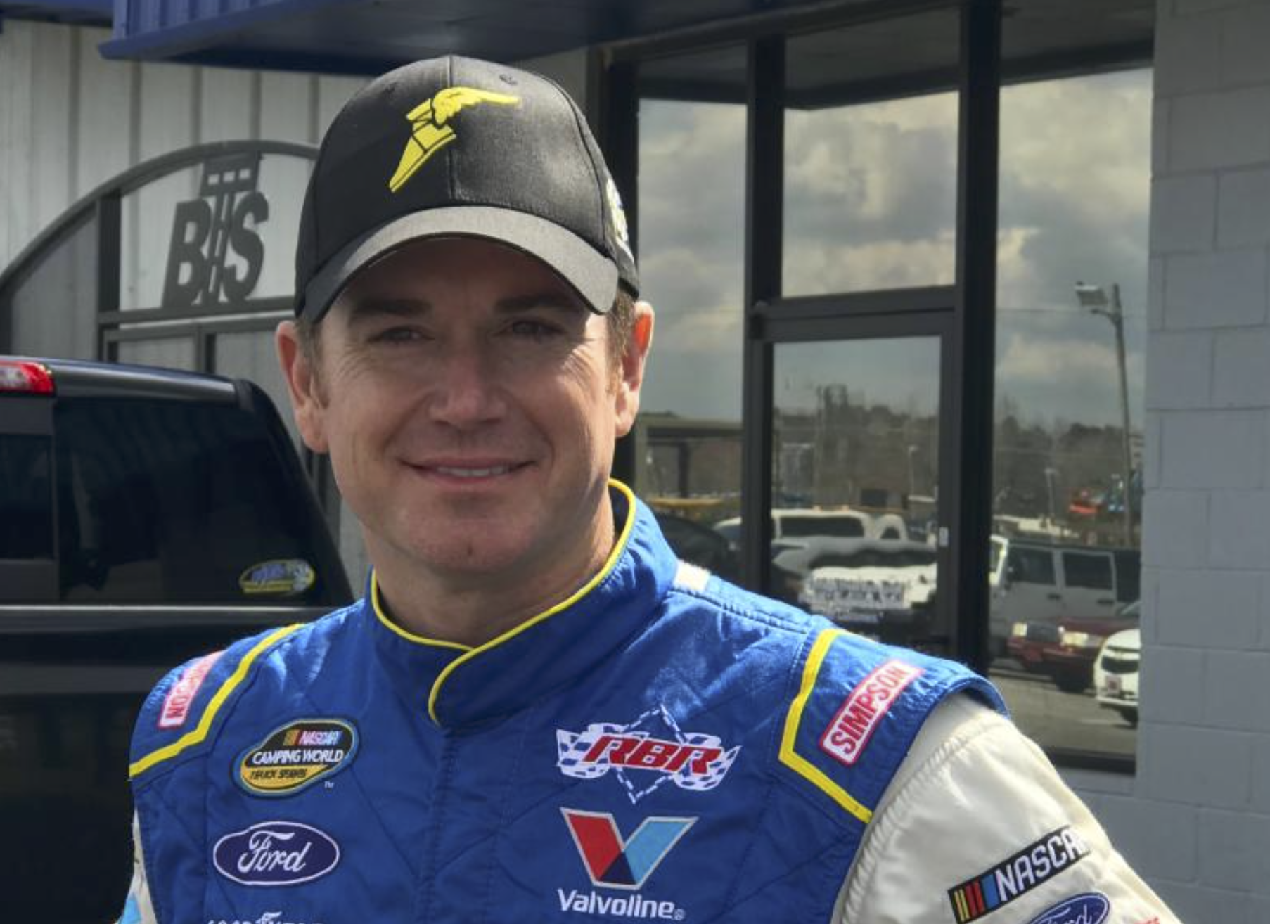 Ricky Benton Racing Pairs With Peters For NCWTS At Martinsville