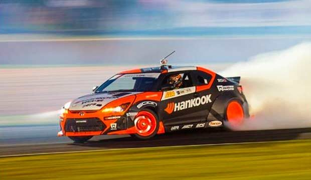 Road Atlanta Drift round is Aasbo's First Podium, Forsberg's Second