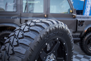 Roadian MTX Tire Is Featured on Fox Sports SEMA Broadcast
