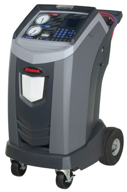 Robinair Offers 1234YF Recover, Recycle, Recharge Machine