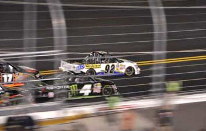 Rogers & RBR Team leave Daytona with points lead