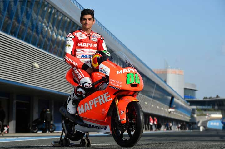 Rookie Martin saves the day for Mahindra