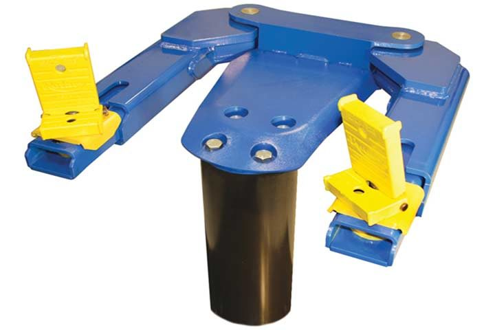 Rotary Lift debuts SmartLift Trio superstructure
