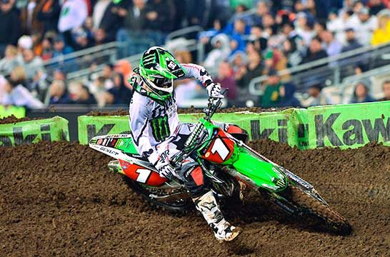 Ryan Villopoto makes it four back-to-back championships