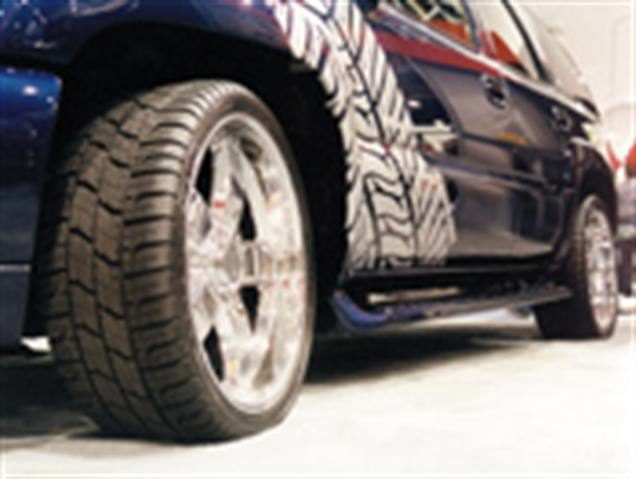 S-U-V for Victory: Think sport utility vehicle tire sales will slow down? Think again