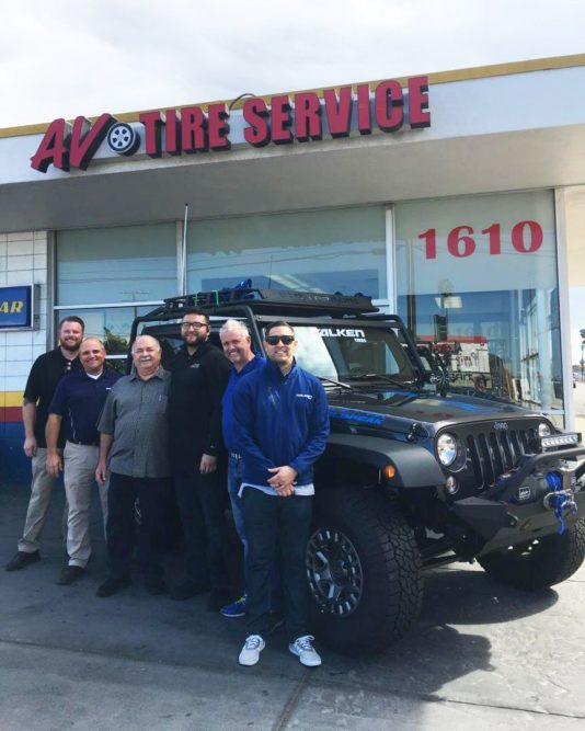 Same Tire Dealer Wins TWI Grand Prize 2 Years in a Row!