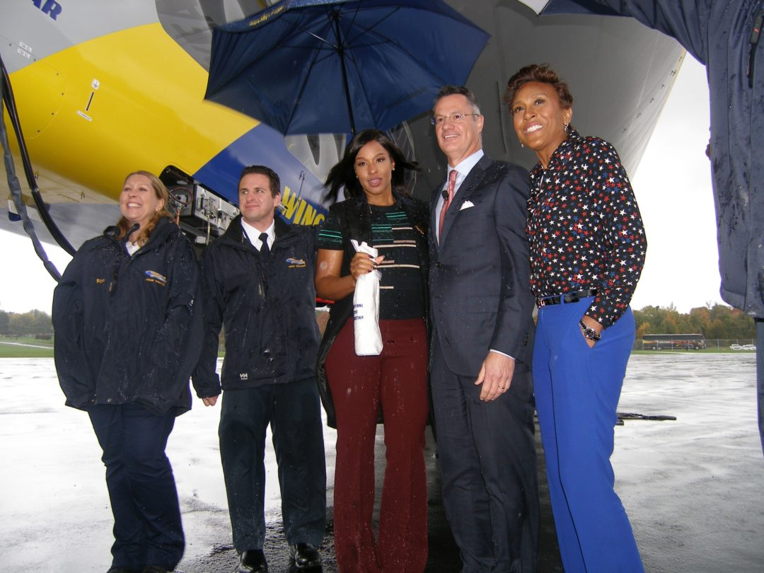 Savannah James Carries on Tradition, Christens Wingfoot Two