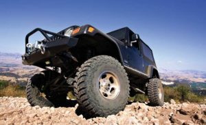 Scaling new heights with light truck tires