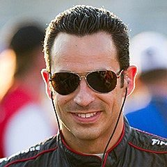 See Castroneves at the tire expo in April
