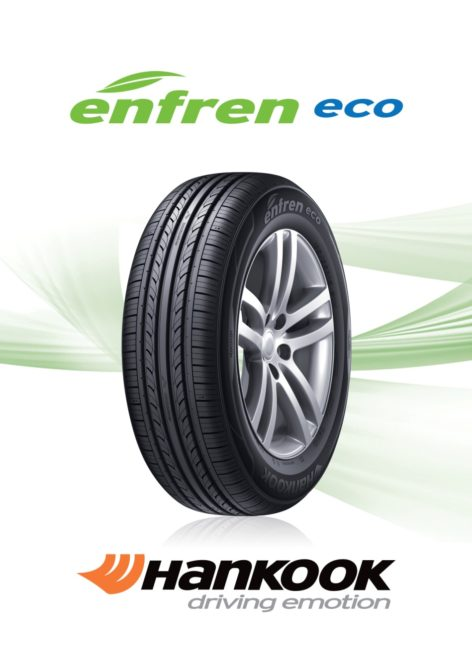 SEMA Show, Day One: Hankook launches enfron eco