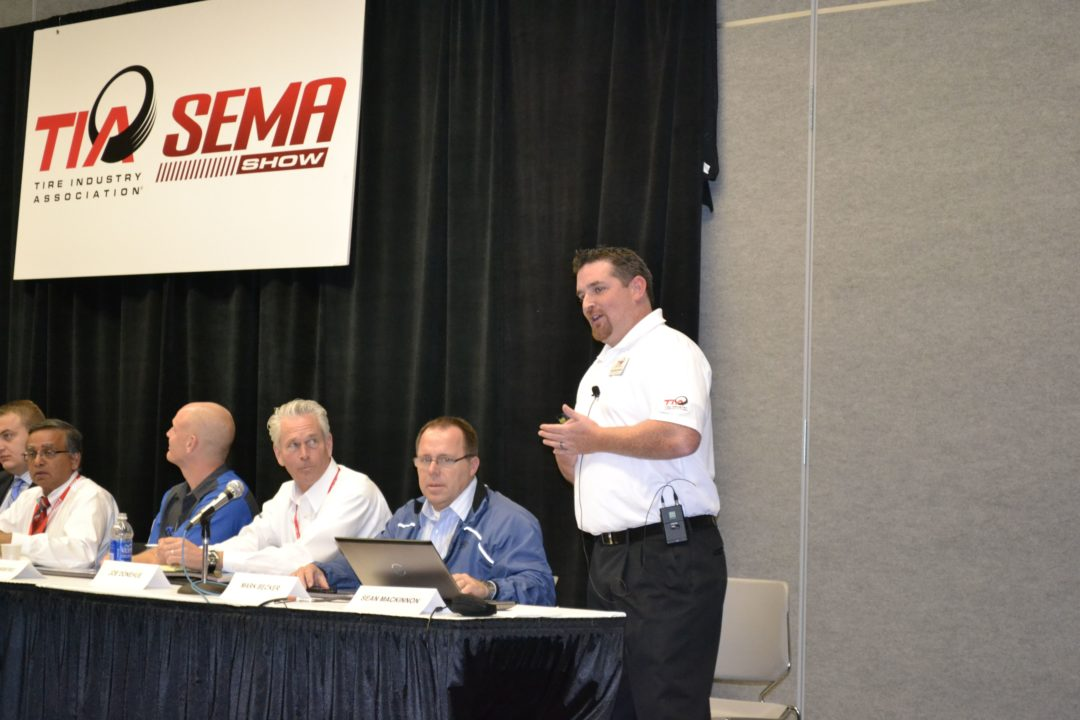 SEMA Show, Day One: TPMS at 10 covers customer education
