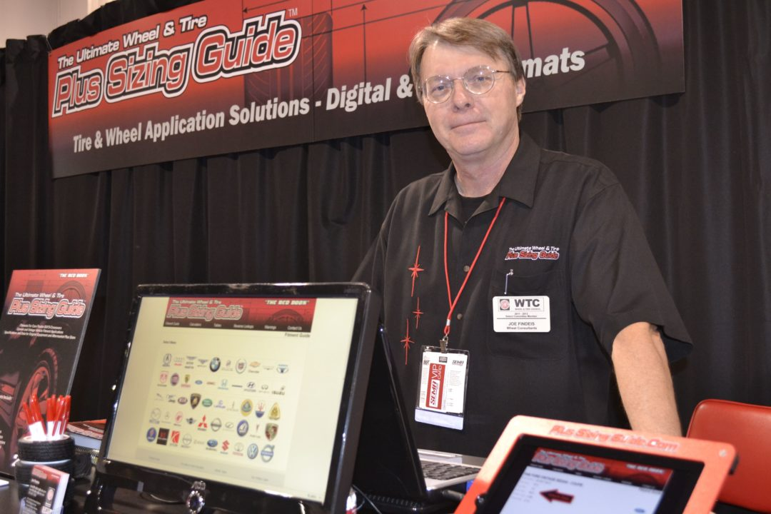 SEMA Show, Day Three: Plus Sizing Guide debuts psi computer