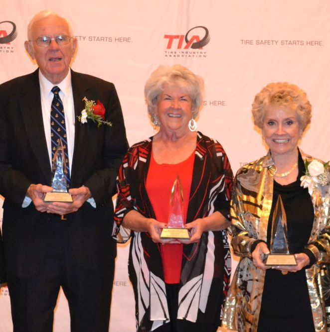 SEMA Show, pre-show: TIA inducts Hall of Famers