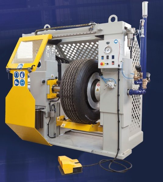 Shamrock Marketing Is the Authorized Dealer of TRM's Automated Retread Equipment