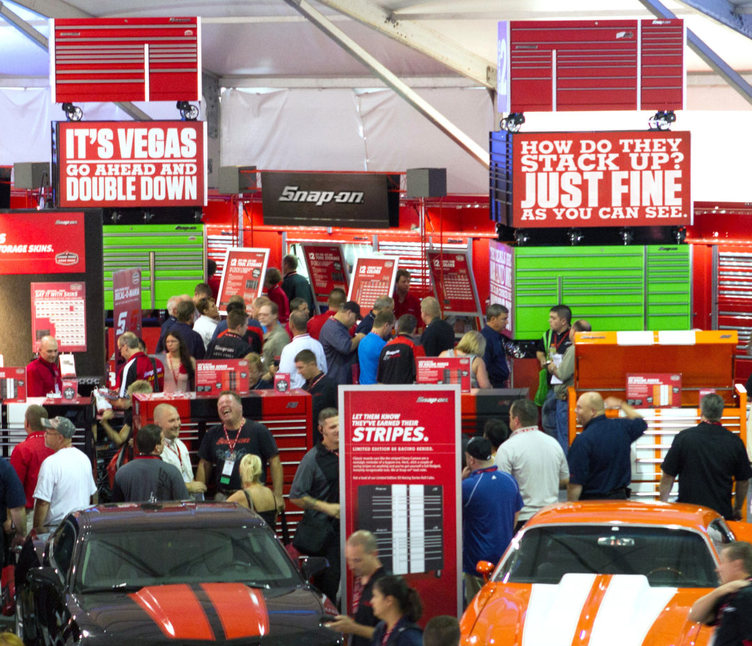 Snap-on gets personal at Franchisee Conference