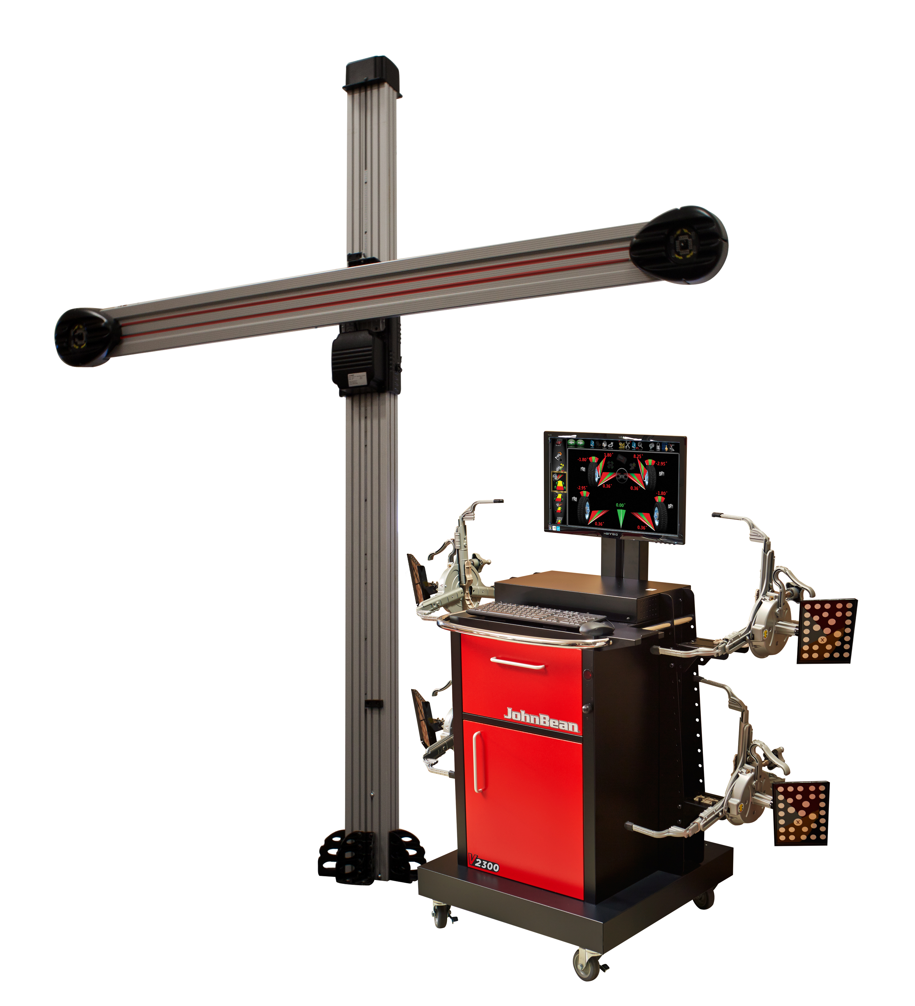 Snap-on introduces V2300 alignment system