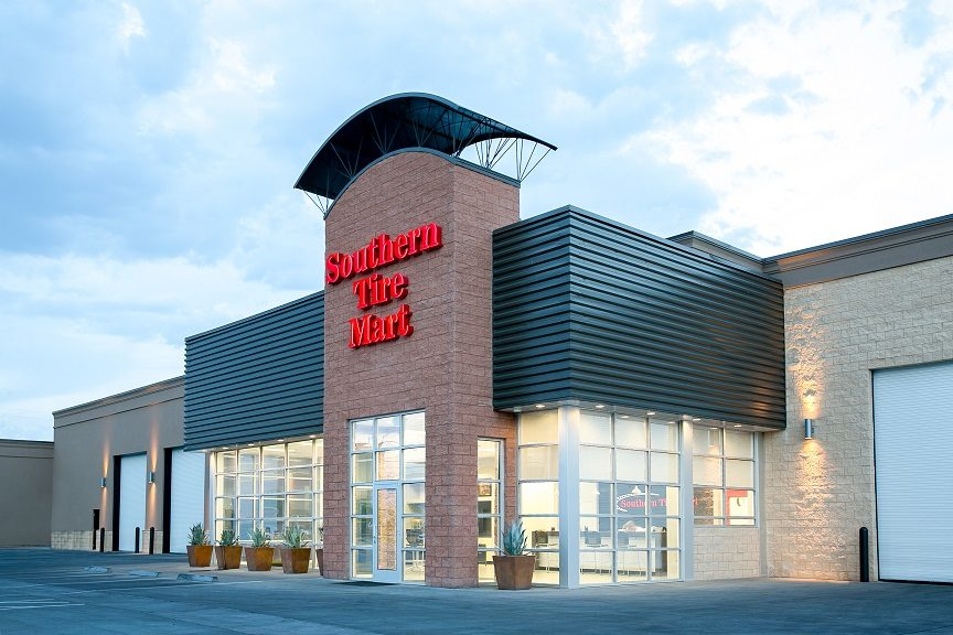Southern Tire Mart Buys 46 GCR Stores and 6 Retread Plants