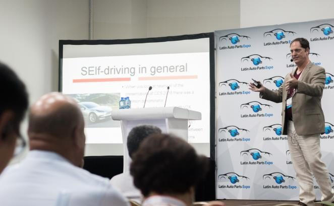 Speakers and Topics Are Chosen for Latin Auto Parts Expo