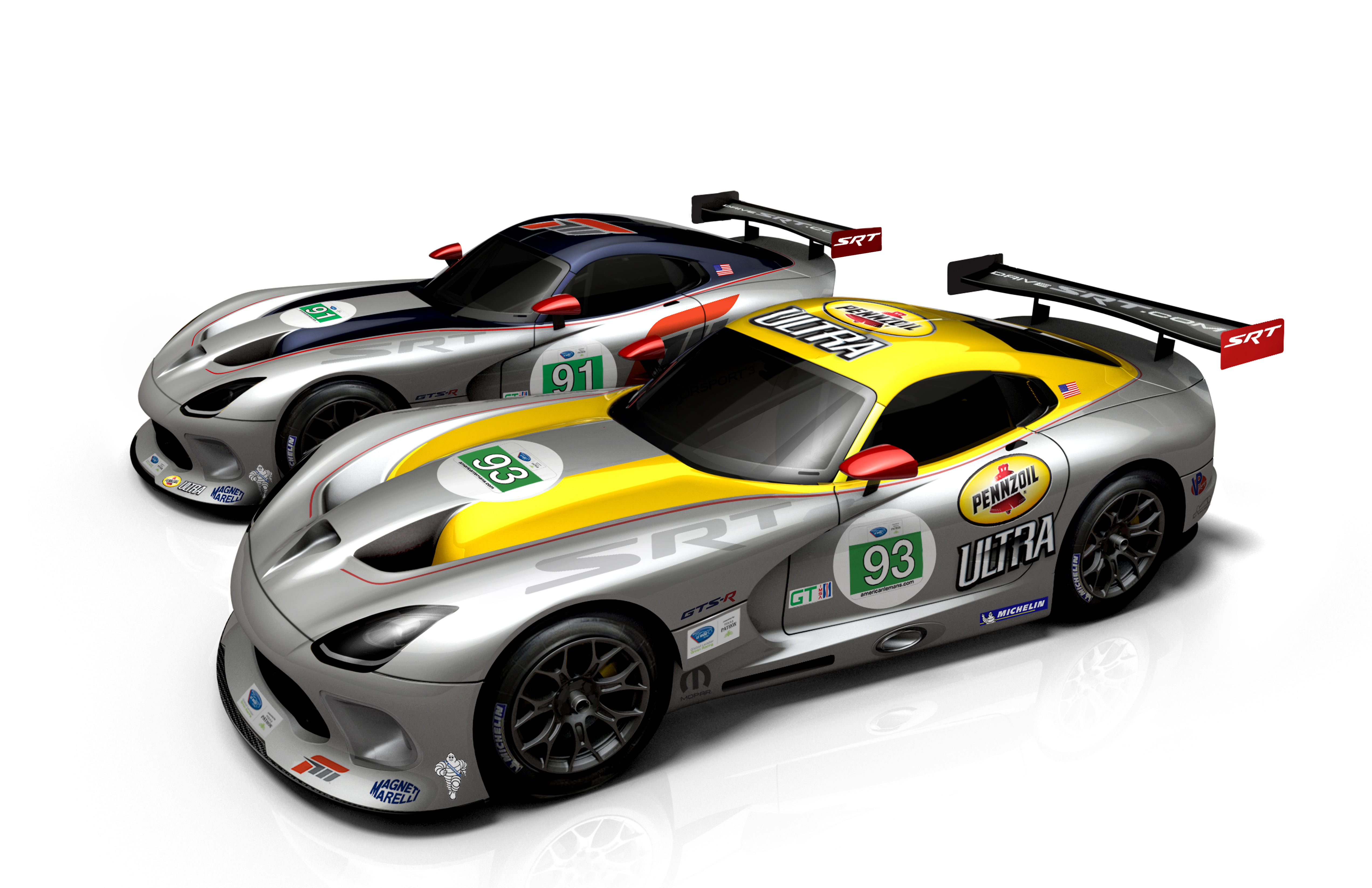 SRT Viper GTS-R set to Return to American Le Mans Series