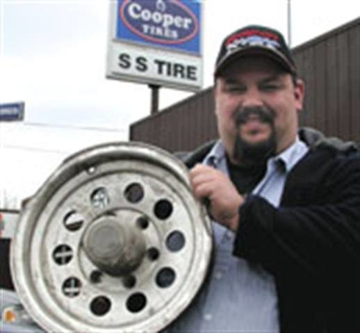 SS answered SOS from 'American Chopper:' Ohio tire dealer lent show's cast a hand before they became famous