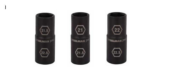 Steelman Sockets Are Designed for Damaged or Distorted Caps
