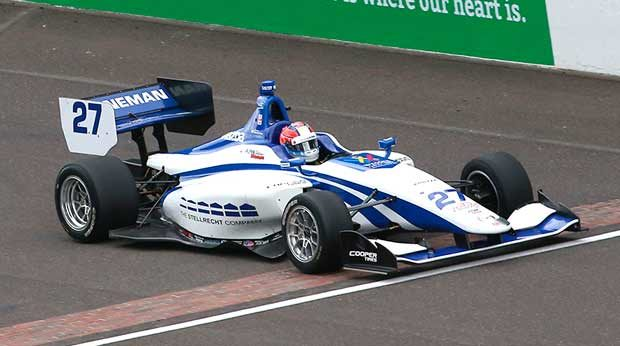 Stoneman Fends Off Race-Long Pressure For First Indy Lights Win