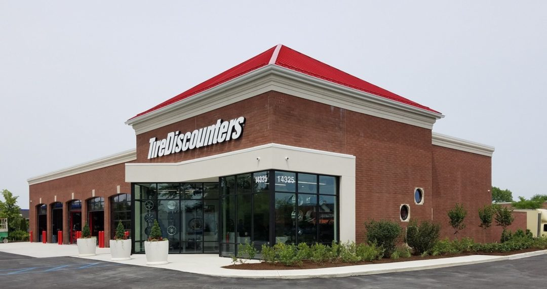 Store Expansion Continues at Tire Discounters
