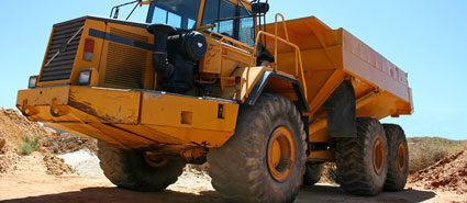 STTC repairs earthmover tires under a new standard