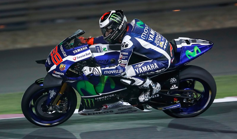 Successful End To Qatar Test For Yamaha